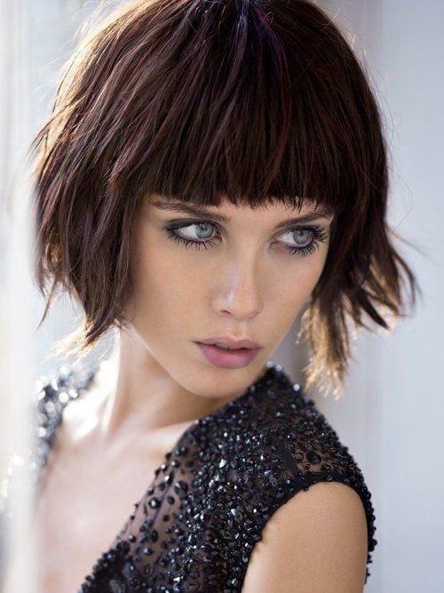 15 Cute Chin Length Hairstyles For Short Hair Bobs Short