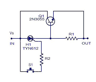 A Simple Circuit Diagram – The Wiring Diagram