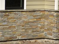outdoor stone wall designs Gallery
