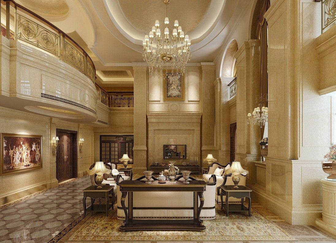 Classic European Villa Interior Design ༺༻ Create An Exceptional