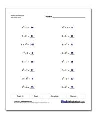 worksheet. Negative Exponent Worksheet. Worksheet Fun