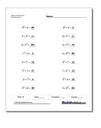 worksheet. Negative Exponent Worksheet. Worksheet Fun ...
