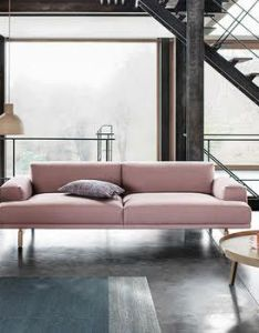 Pricey furniture and home decor worth the splurge pink sofa famous interior designers interiors also rh pinterest