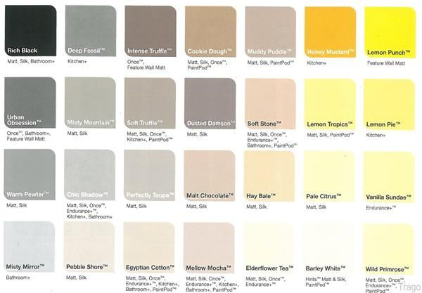 Ivory Cabinets Wall Colours