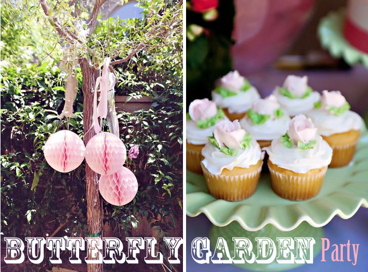 Butterfly Garden Party Kara's Party Ideas The Place For All