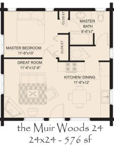 Small log house floor plans hickory spring home also best images about adu on pinterest compact living rh