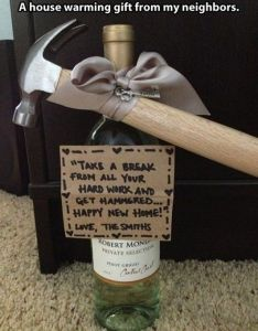 Great neighbor or house warming  also easy ideas pinterest rh