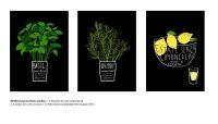 ANEK + IKEA Mediterranean Herbs Garden - a 3 poster pack ...
