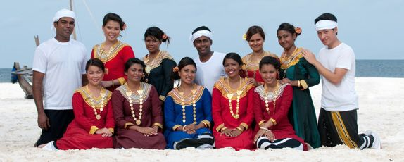 Maldivian Traditional Clothing