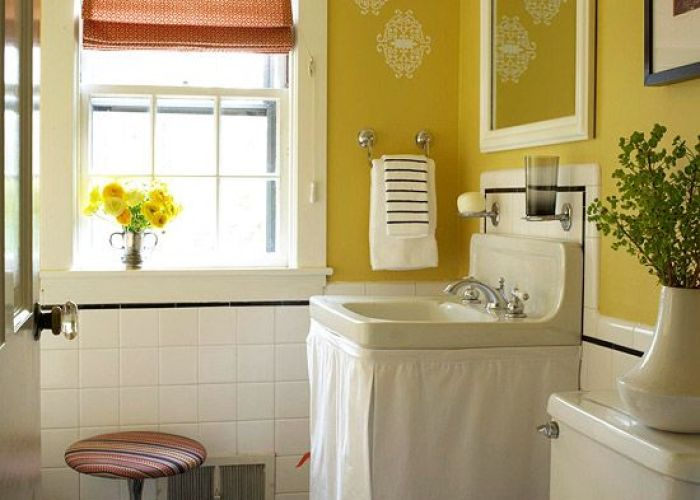 Decorating with yellow walls accessories and accents also spaces