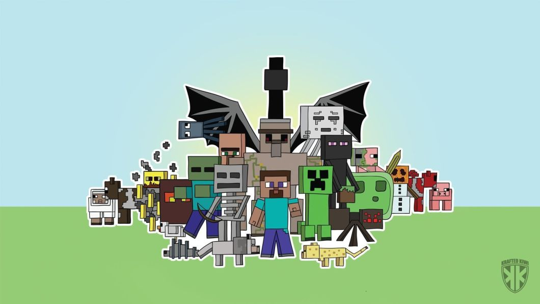 Minecraft Wallpapers Creator Google Inspiration Amazing Hd