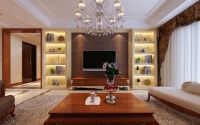 Furniture: Wonderful Wall Cabinet Design Ideas For TV ...