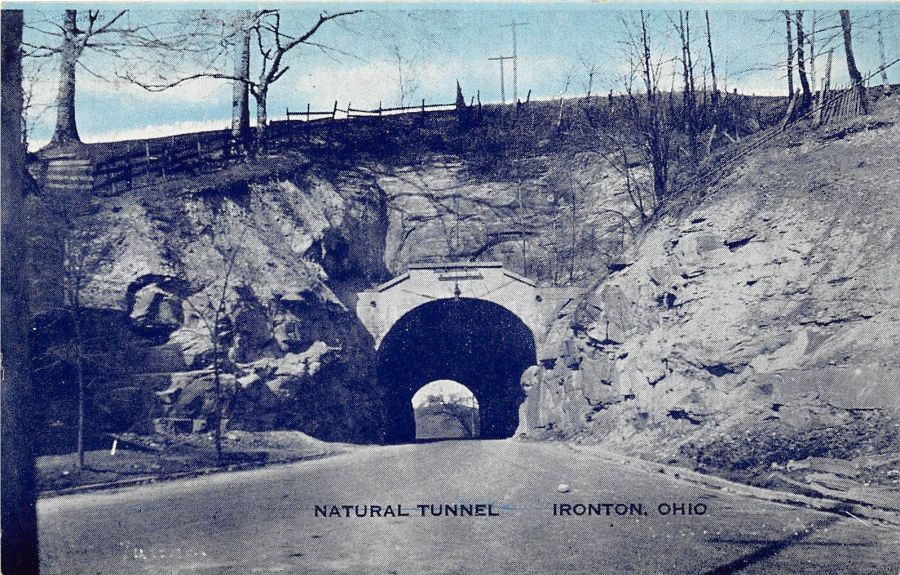 Image result for route 75 tunnel ironton, ohio