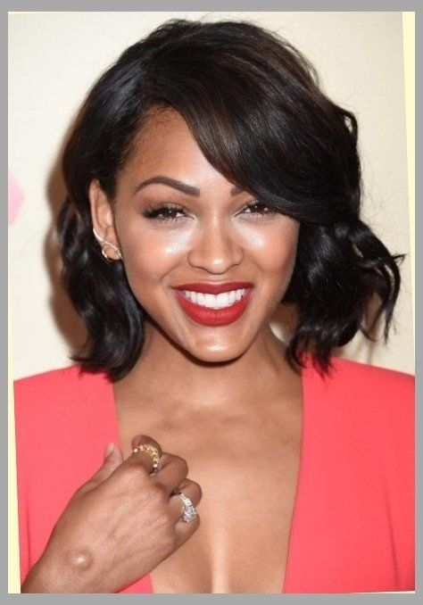 Bob Hairstyles The Hottest Bobs Right Now Throughout Meagan Good