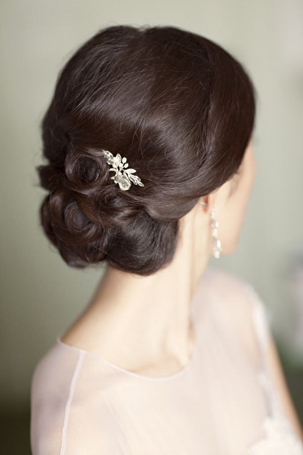 13 Most Popular Hairstyles For Reception Updo Wedding! And