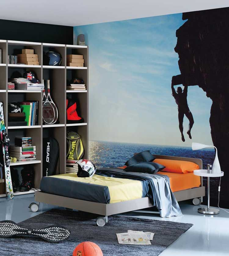 Teenage Bedroom Wall Art For Boys