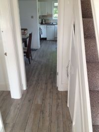 Karndean Van Gogh Distressed Oak with a Feature Strip to ...