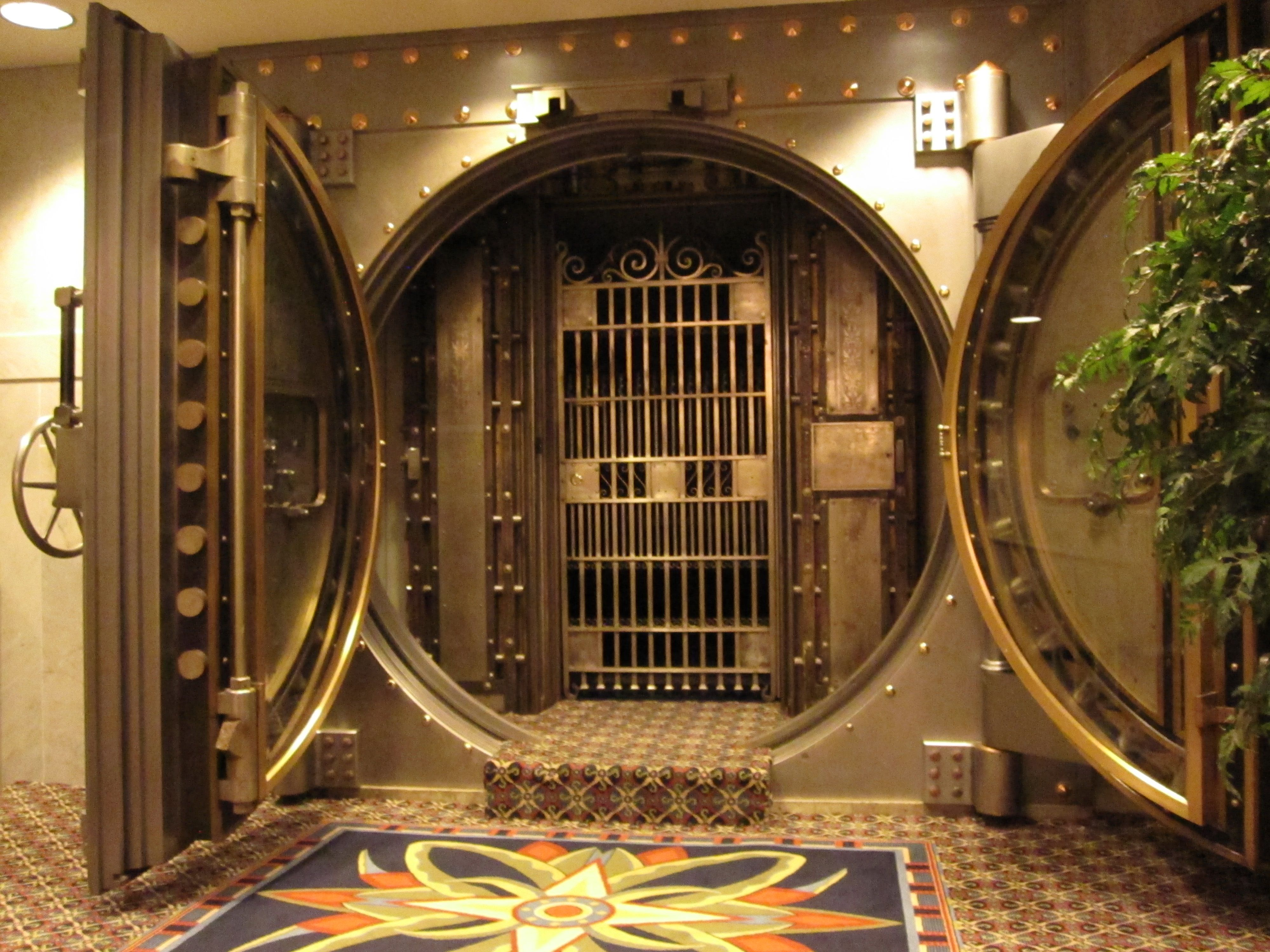 Private Security Vaults