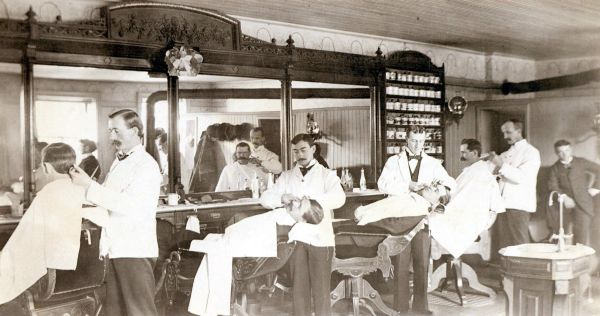 Barbershop Pics - Google Barber Stuff Shops Cleanses And Chairs