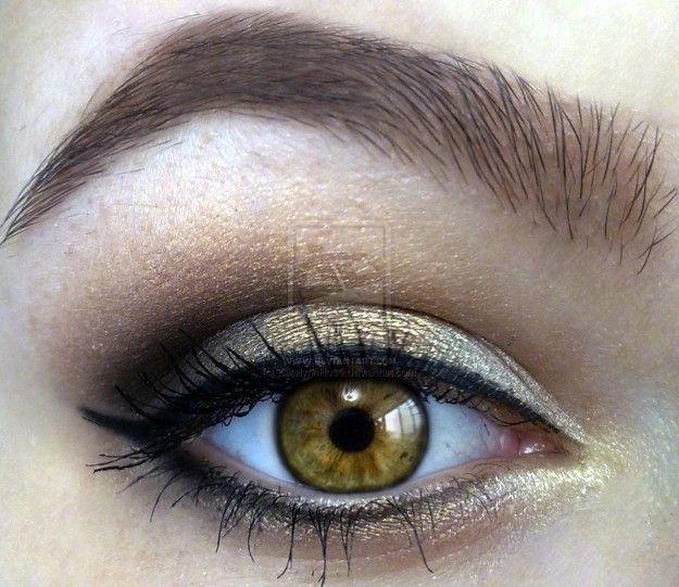 Simple Makeup Tutorials For Hazel Eyes Jidimakeup