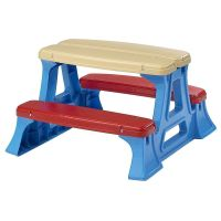 children s picnic bench - 28 images - polywood kids ...