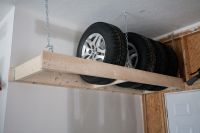tire rack for garage - Google Search | Jake's Board ...