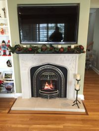 "Valor 530ILN ""Log Fire"" Radiant Gas Direct Vent Fireplace ..."