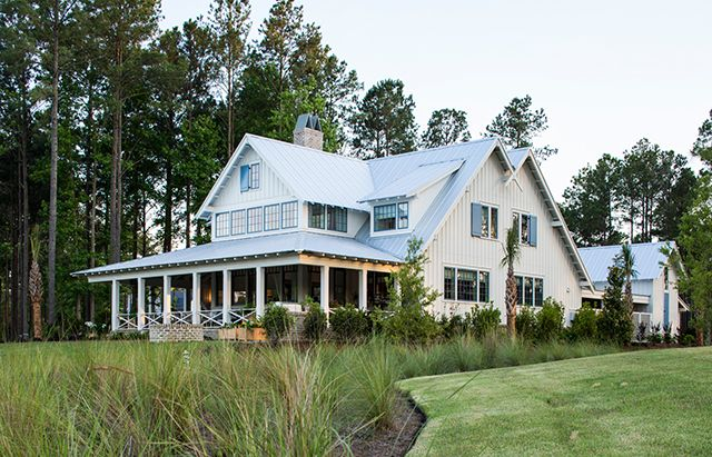 Visit Our 2014 Idea House May River House Plan #1860 Open For