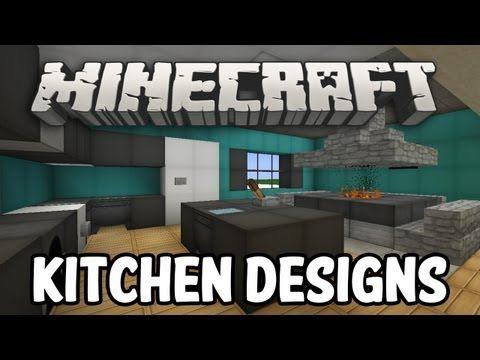 Kitchen Design Ideas Minecraft minecraft house interior design ideas