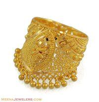 Indian rings | Indian Gold Ring (22 Karat) - RiLg9024 ...