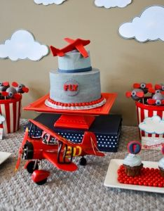 Plane Party Cake Boys Ideas Spaceshipsandlaser Also Best Images About Aero Rh