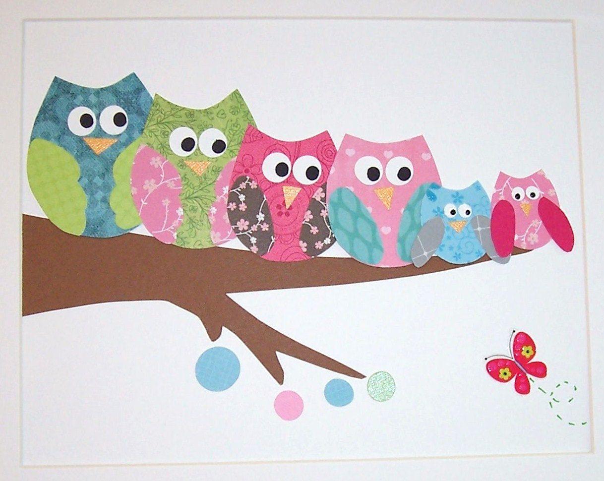 Nursery Art Print, Kids Wall Art, Children's Room Art, Art