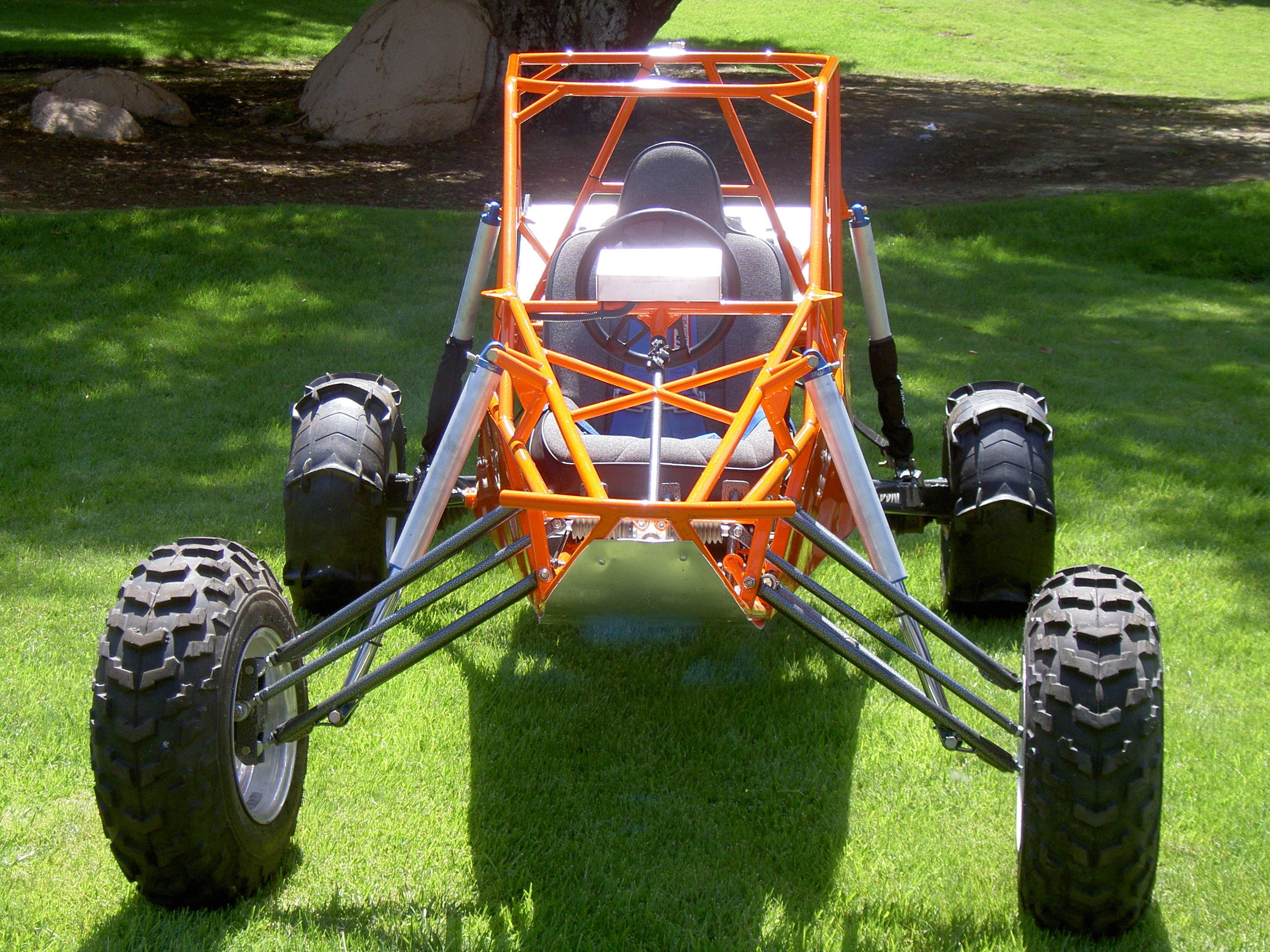 Toy Rail Buggy