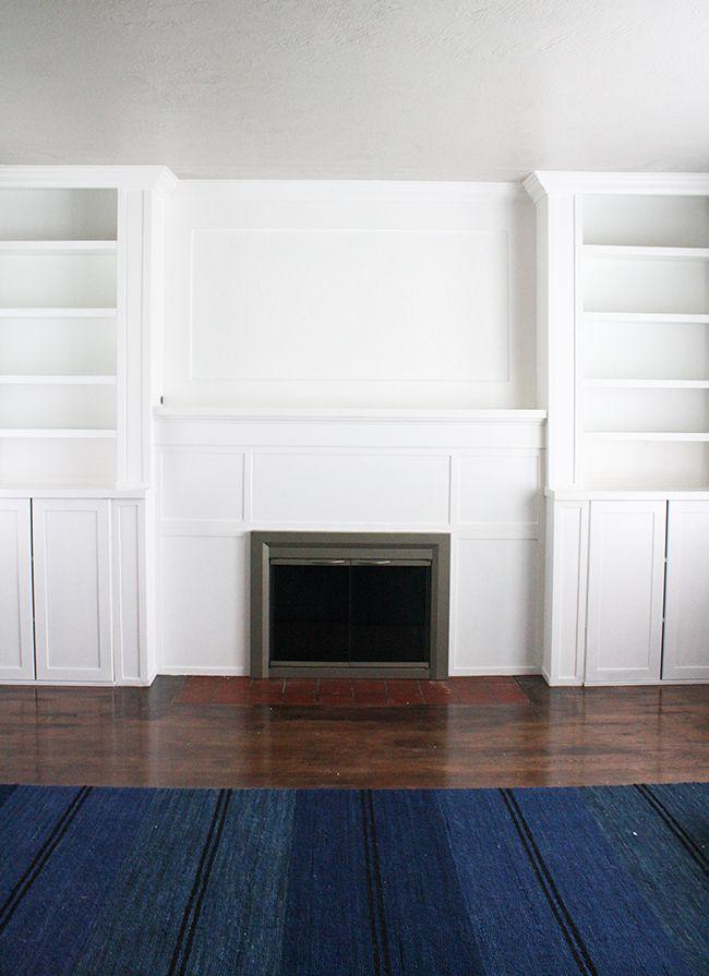 Ikea Hack Built Ins Use Inexspensive Ikea Cabinet And