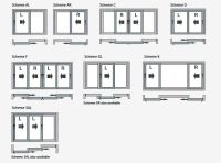 Sliding Door  Sliding Door Dimensions