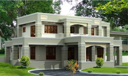 Best Colour Combination For House Exterior In India Choosing Most