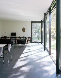 Interiors architags architecture  designblog thomas fabrinsky house  kleinmachnow germany also rh pinterest