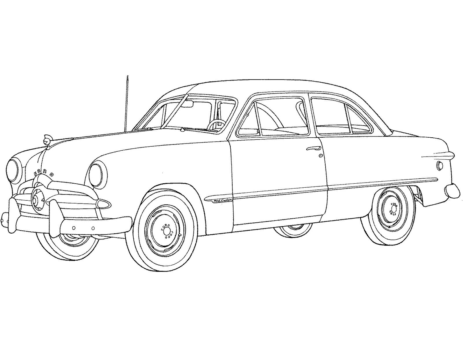 Clic Cars Coloring Pages For S Coloring Page