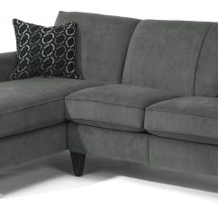 Dakota Sofa Costco Faux Leather And Loveseat Set Digby L Shape Sectional By Flexsteel Furniture