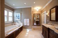 British Colonial Style Bathroom. Master Bathroom ...