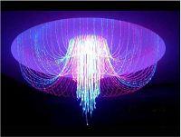 fiber optic lighting | Optical Fiber Chandelier ...