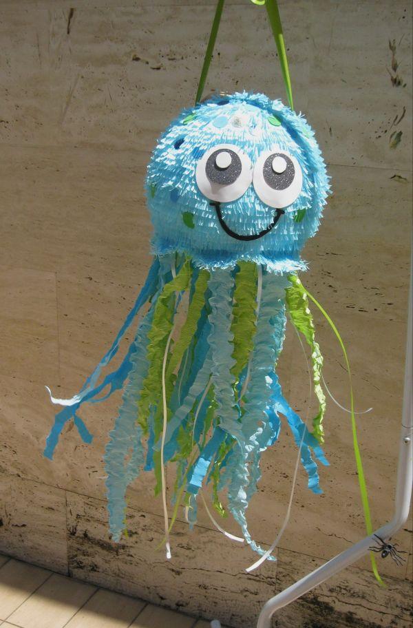 Jellyfish Pinata Unine Jelenine Pinjate