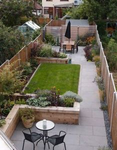 Small backyard landscaping ideas also rh pinterest