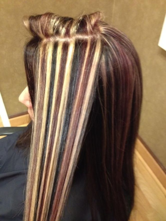 Pictures of dark lowlights in blonde hair the best blonde hair 2017 highlights and lowlights ideas 4 hair color highlight lowlight pmusecretfo Image collections