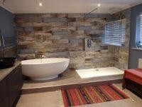 wood effect tiles bathroom | bathrooms | Pinterest | Woods ...