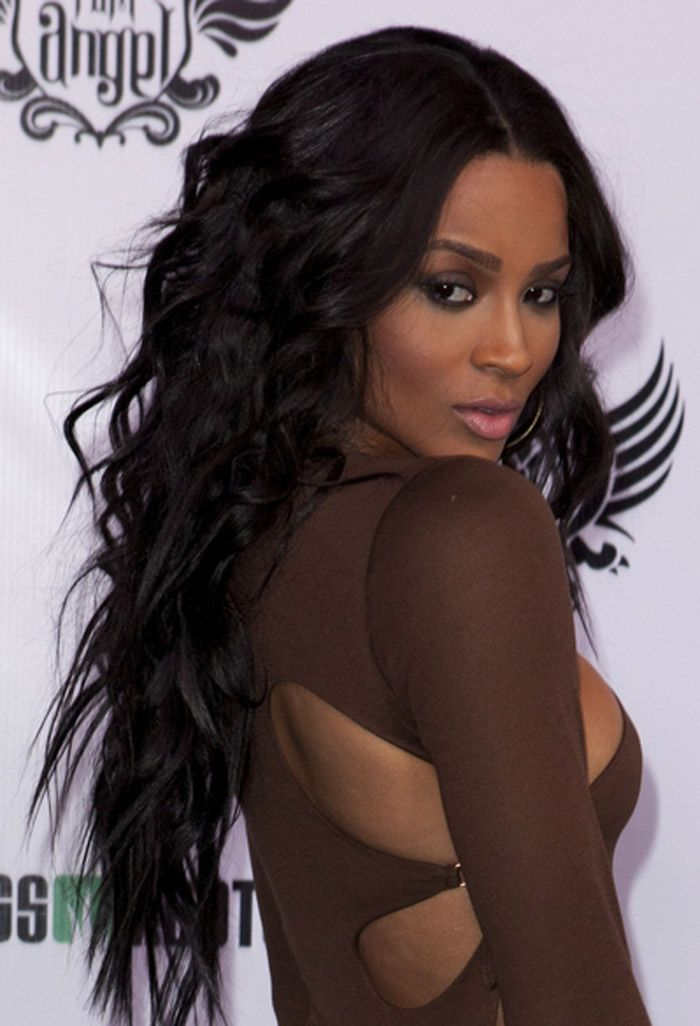Long Black Hairstyles For Black Women Wowhairstyle Com