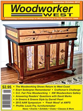 David Marks Woodworking Classes