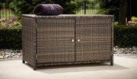 wicker | outdoor patio cabinet for mom | Pinterest ...