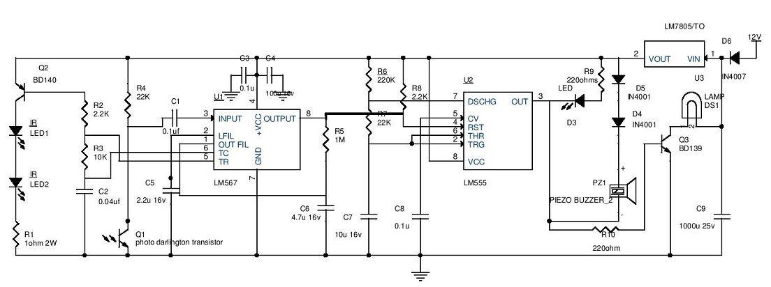 pin forward reverse circuit on pinterest