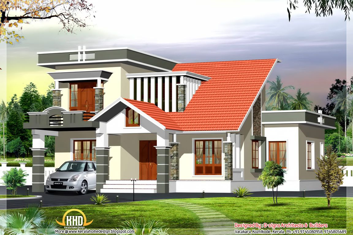 Small House Plans Modern Kerala House Plans And Ideas
